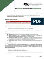 Soluccion Calibradora Para Conductimetros
