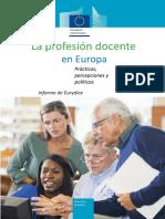 La profesión docente en Europa. Prácticas, percepciones y políticas.pdf