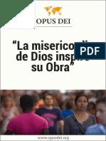 Opus Dei Historia Misericordia Dios