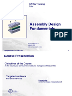 Catia Assembly Design