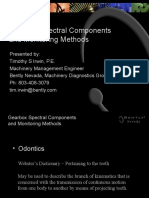 Gearbox Spectral Components Presentation V2