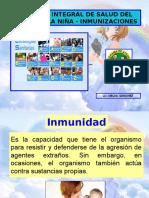 Clase Inmunización