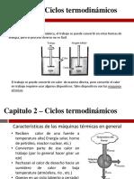 Capitulo 2 - Ciclos Termodinamicos