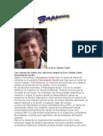 Las Causas de Todos Los Canceres Segun La Dra_Clark