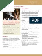 Global Health Fact Sheet English Version[1]