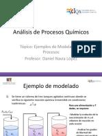 Análisis de Procesos Químicos - 02- Modelado - Ejemplos - Nuevo