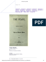 The Pearl #1-(July, 1879)