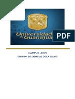 Temario Licenciaturas Ciencias Salud UG 2016