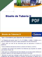 Diseño Tuberia II