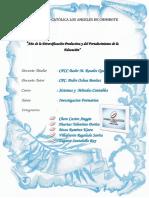 Investigación Formativa_ III UNIDAD_V CICLO