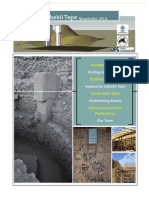 Göbekli Tepe Newsletter 2014-Libre