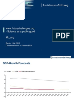 Bertelsmann Stiftung - Future Challenges
