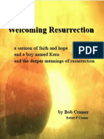 Welcoming Resurrection