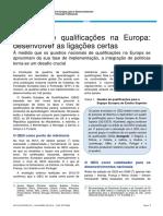 Quadros de qualificações na Europa