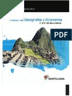 Santillana - Historia, Geografía y Economía 1º a 5º