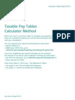 Calc Tables13 14