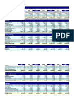 personal budget worksheet - fin 3330 xlsx 2016