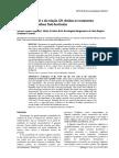 Artigo  biodigestão