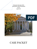 moot court case packet
