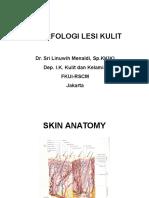 Morfologi Lesi Kulit