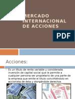 Mercado Internacional de ACCIONES