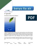 Air Demineral