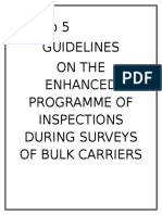 GUIDELINES ON THE ENHANCED PROGRAMME OF INSPECTIONS DURING