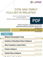 8. Population and Family Policies in Malaysia-PPT-323pm
