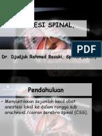 12. ANESTESI SPINAL-dr djujuk.ppt