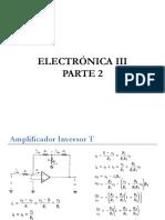 Electronica III Parte 2