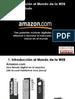 Caso de Estudio Amazon