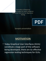 Regression testing project ppt