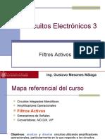 Circuitos Electronicos 3 Unidad 3