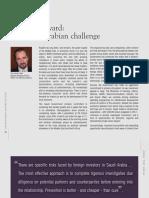 32 - 25-04-13 - Saudi Arabia - Risk and Reward- The Saudi Arabian Challenge