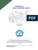 Membaca Gambar Teknik Mesin