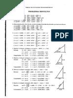 00016 Ejercicios Resueltos Trigonometria Tablas Funciones Trigonometricas