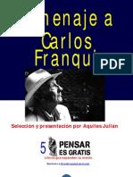 HOMENAJE A CARLOS FRANQUI, POR AQUILES JULIÁN