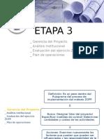 reingenieria - ETAPA 3