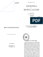 RIEMANN, H. - Armonía y Modulación