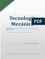 Tecnología Mecánica