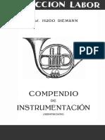 Compendio de Instrumentación
