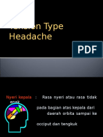 Muscle Contraction Tension Headache