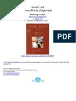 Marma Points of Ayurveda Vasant Lad.09673