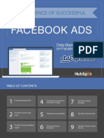 Science of Successful Facebook Ads