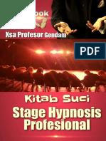 Kitab Suci Stage Hypnosis