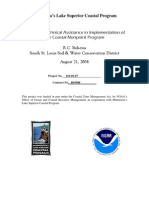 Providing Technical Assistance in Implementation of the Coastal Nonpoint Program (310-05-07)