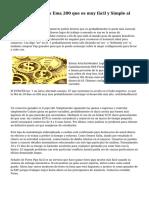 Estrategia de Forex Ema 200 que es muy f?cil y Simple al maestro!