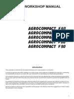 Agrocompact f60 f70 f80 f90 Repair manual