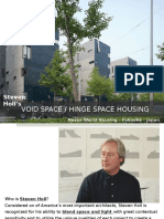 Void Space:Hinge Space Housing
