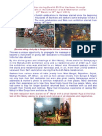Report of Self Realization During Mahakumbh 2010